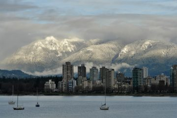 North-Shore Mountains